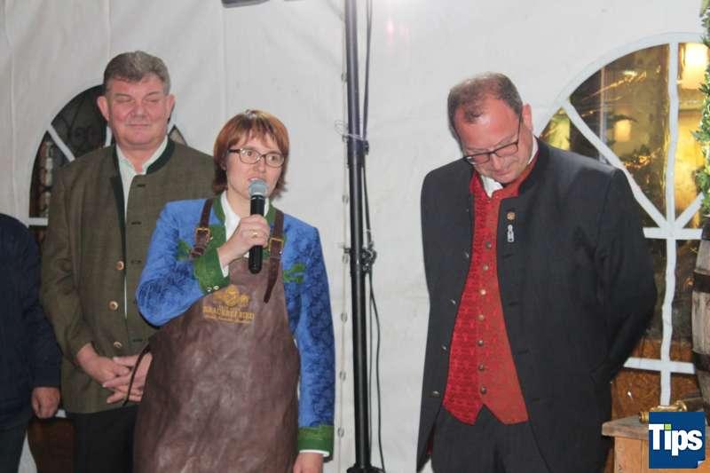 Bockbieranstich bei der Brauerei Ried - Bild 7