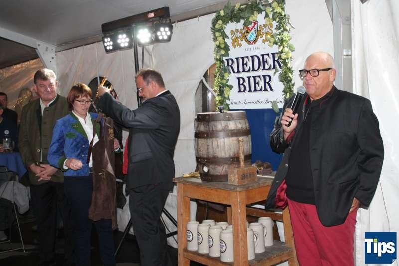 Bockbieranstich bei der Brauerei Ried - Bild 18