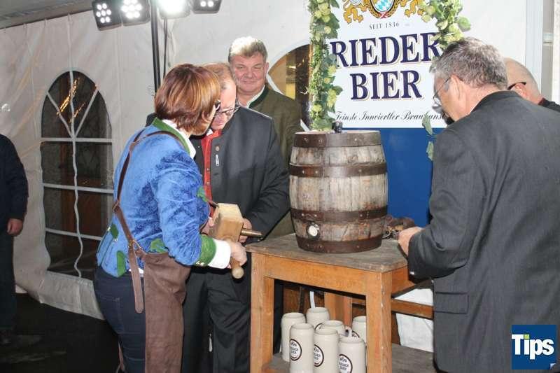 Bockbieranstich bei der Brauerei Ried - Bild 20