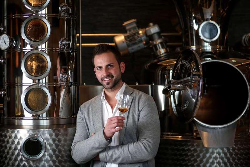 Whisky und mehr mit Peter Affenzeller im Bergergut
