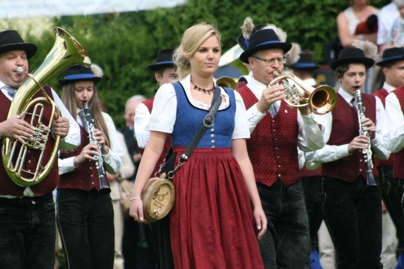 Bezirksmusikfest in Kleinzell - Bild 1
