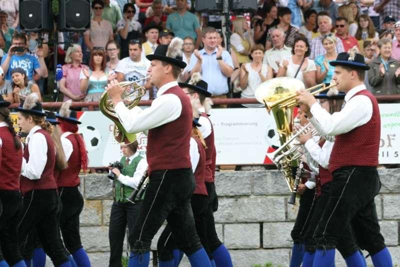 Bezirksmusikfest in Kleinzell - Bild 5