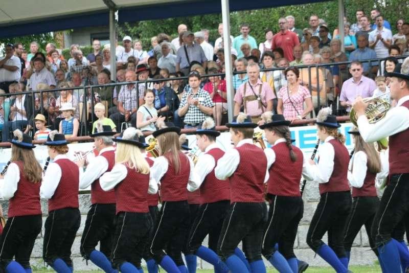 Bezirksmusikfest in Kleinzell - Bild 8