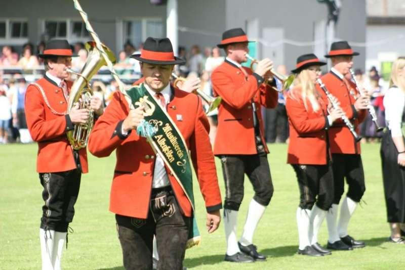 Bezirksmusikfest in Kleinzell - Bild 9