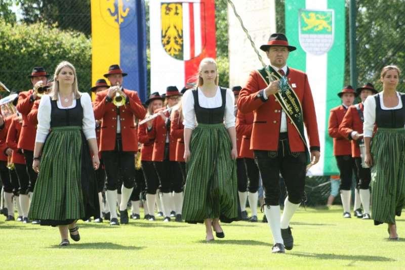 Bezirksmusikfest in Kleinzell - Bild 11