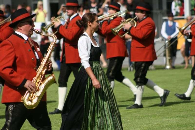 Bezirksmusikfest in Kleinzell - Bild 12