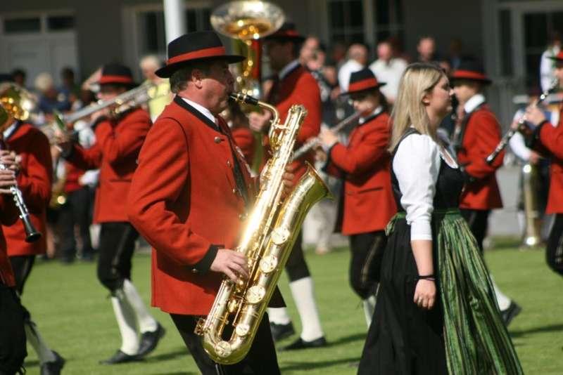 Bezirksmusikfest in Kleinzell - Bild 13