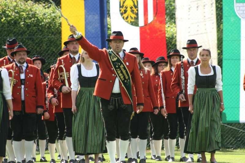 Bezirksmusikfest in Kleinzell - Bild 14