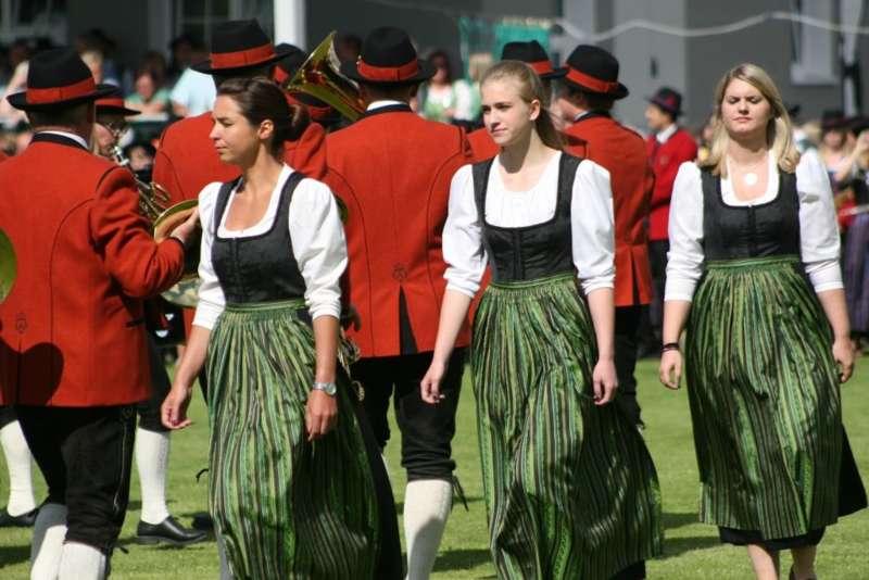 Bezirksmusikfest in Kleinzell - Bild 18