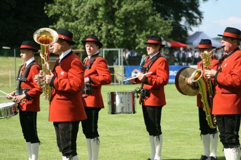 Bezirksmusikfest in Kleinzell - Bild 20