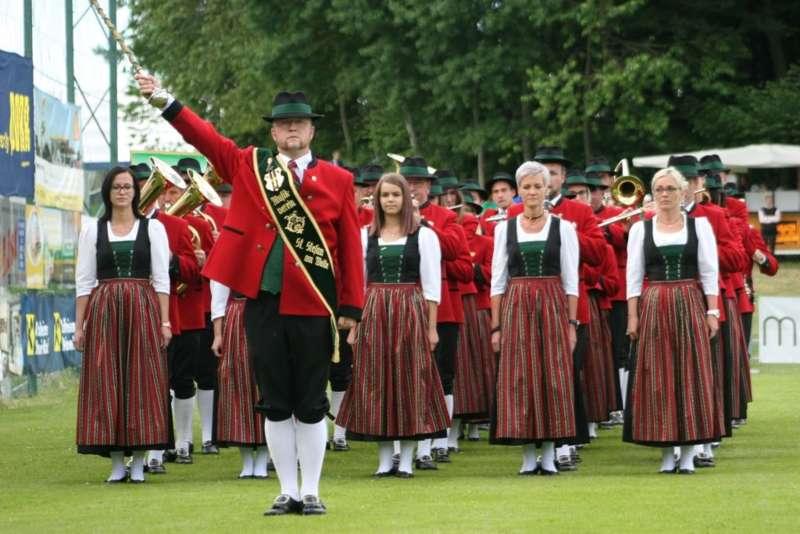 Bezirksmusikfest in Kleinzell - Bild 22