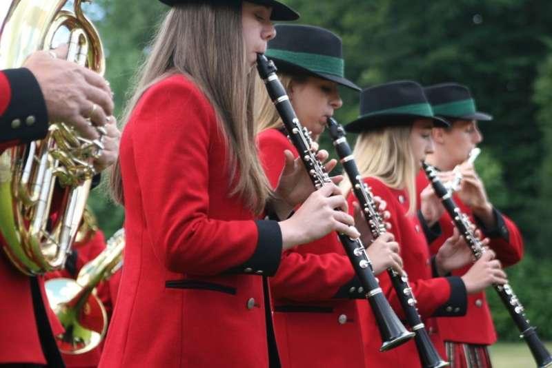 Bezirksmusikfest in Kleinzell - Bild 24