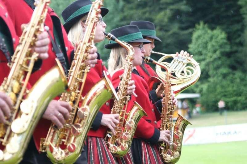 Bezirksmusikfest in Kleinzell - Bild 25