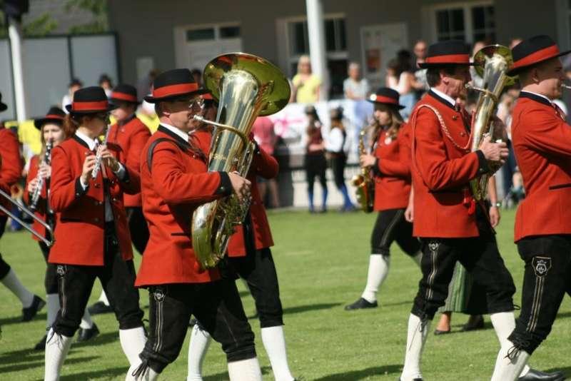 Bezirksmusikfest in Kleinzell - Bild 27