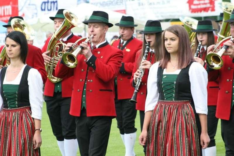 Bezirksmusikfest in Kleinzell - Bild 29