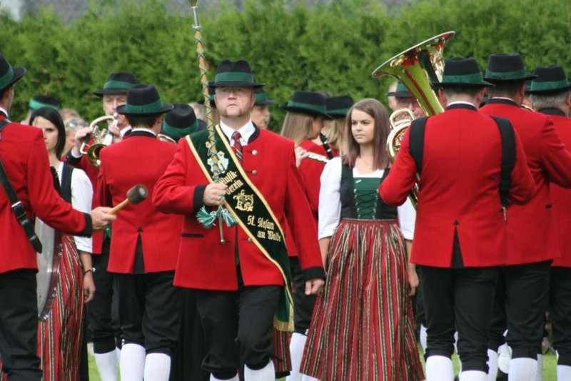 Bezirksmusikfest in Kleinzell - Bild 31