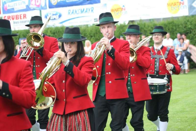 Bezirksmusikfest in Kleinzell - Bild 32