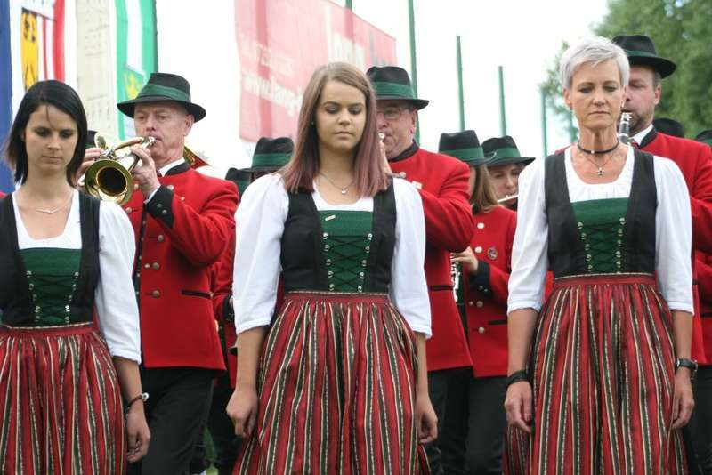 Bezirksmusikfest in Kleinzell - Bild 33