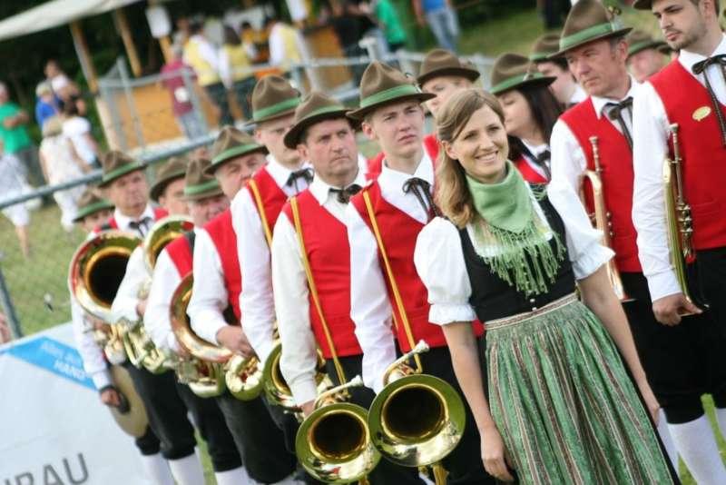 Bezirksmusikfest in Kleinzell - Bild 34
