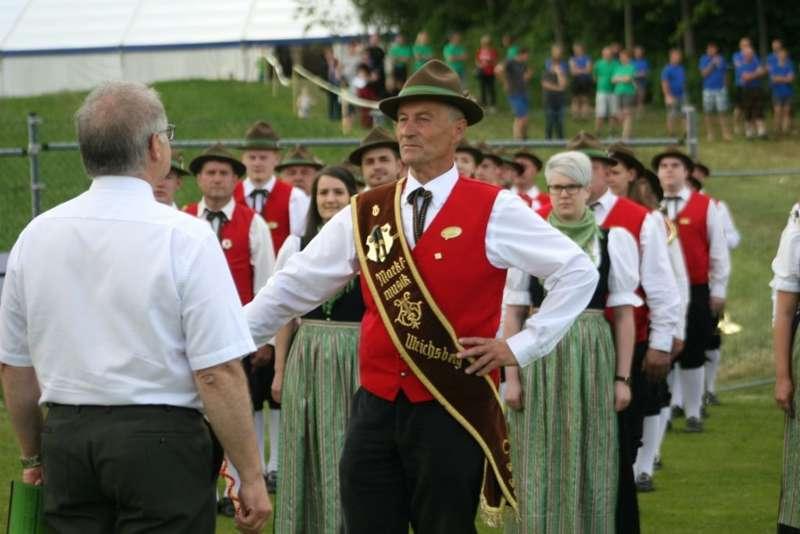 Bezirksmusikfest in Kleinzell - Bild 35