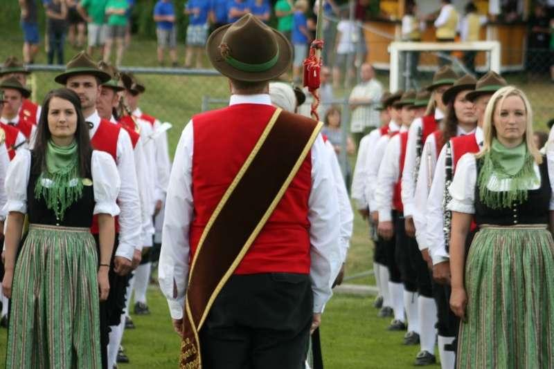 Bezirksmusikfest in Kleinzell - Bild 36
