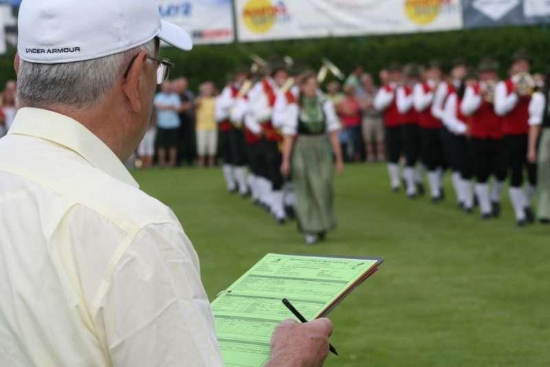 Bezirksmusikfest in Kleinzell - Bild 45
