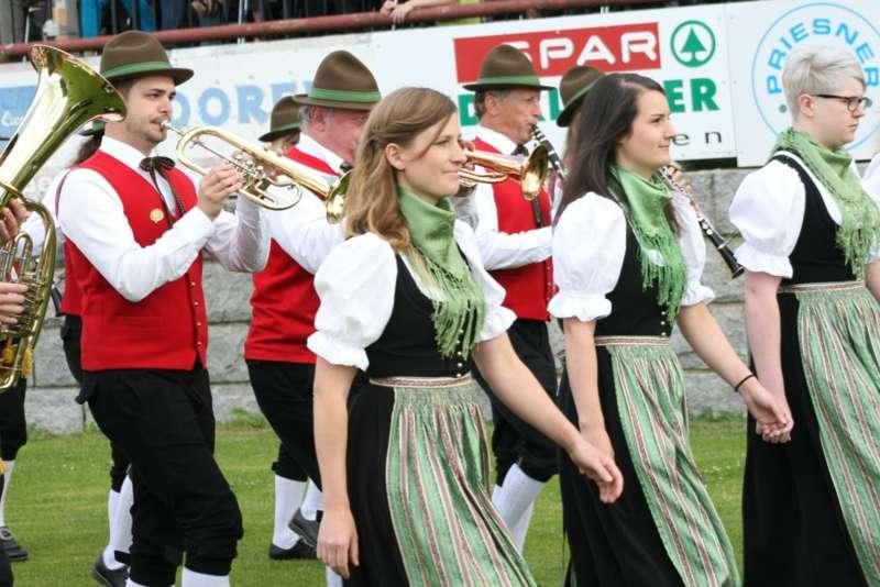 Bezirksmusikfest in Kleinzell - Bild 47
