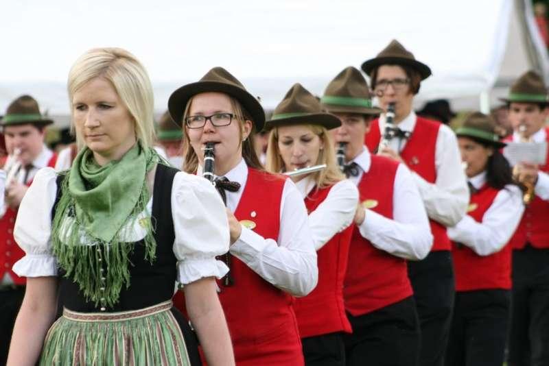 Bezirksmusikfest in Kleinzell - Bild 49