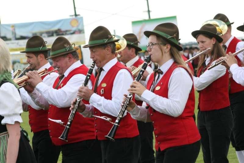 Bezirksmusikfest in Kleinzell - Bild 53