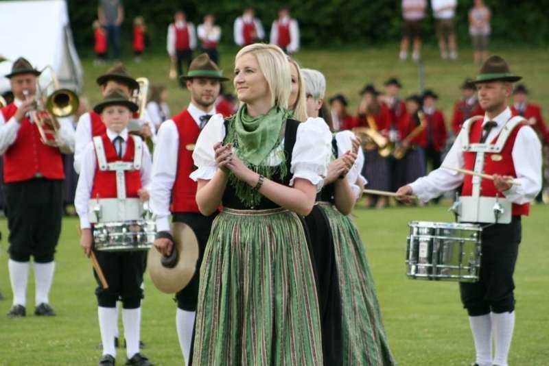 Bezirksmusikfest in Kleinzell - Bild 54