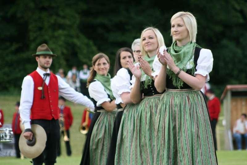 Bezirksmusikfest in Kleinzell - Bild 56