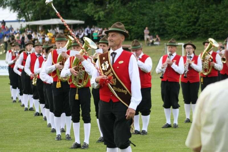 Bezirksmusikfest in Kleinzell - Bild 57