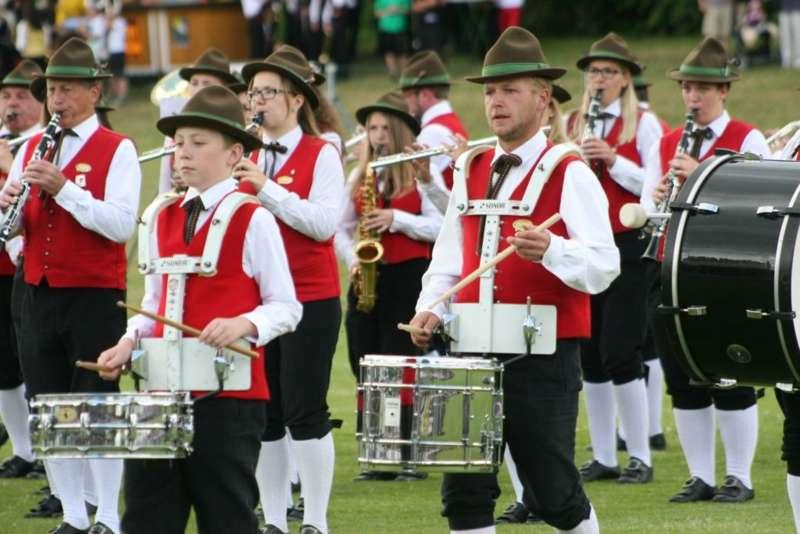 Bezirksmusikfest in Kleinzell - Bild 61