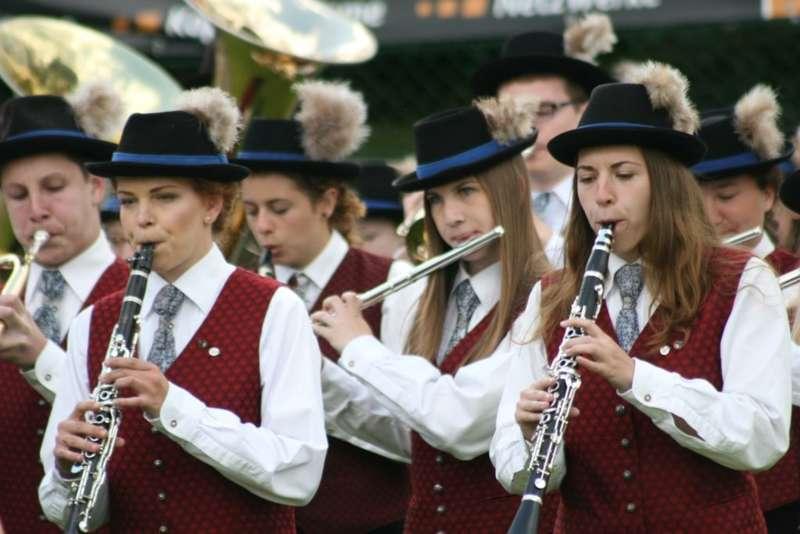 Bezirksmusikfest in Kleinzell - Bild 63