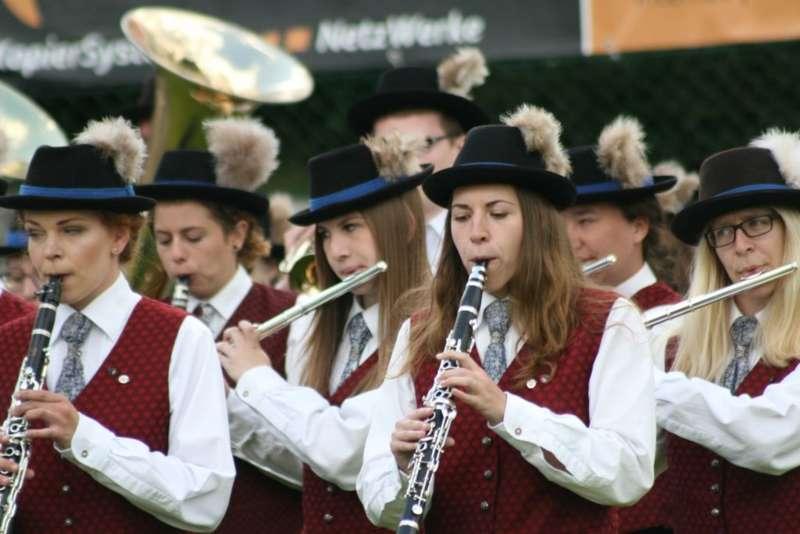 Bezirksmusikfest in Kleinzell - Bild 64