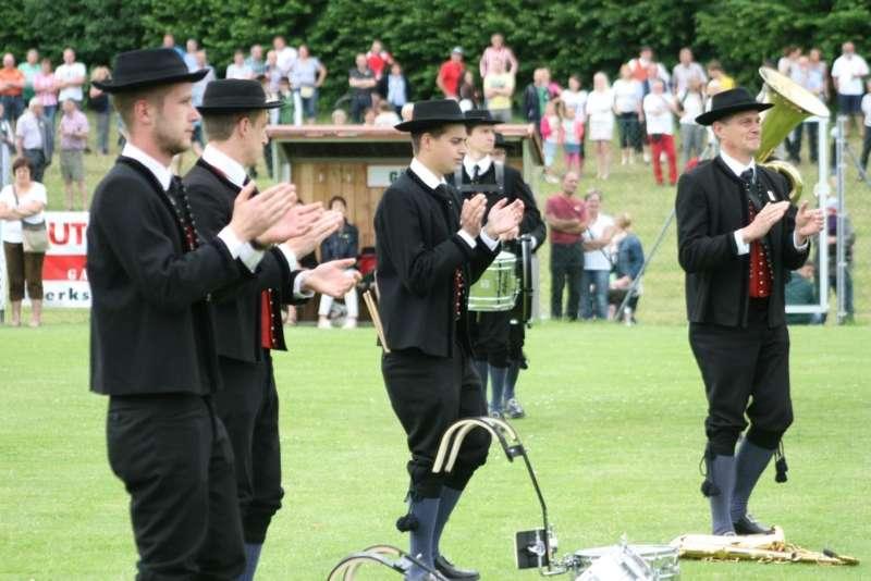 Bezirksmusikfest in Kleinzell - Bild 67