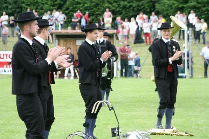 Bezirksmusikfest in Kleinzell - Bild 71