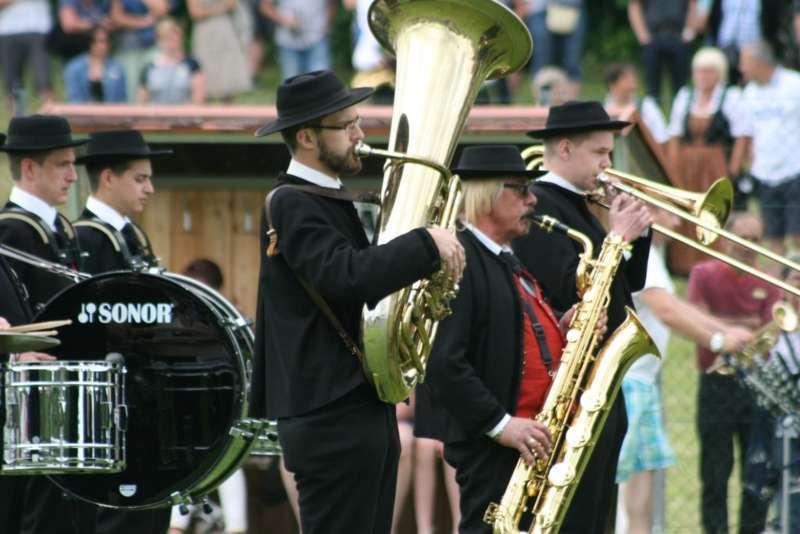 Bezirksmusikfest in Kleinzell - Bild 74