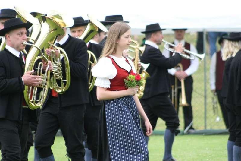 Bezirksmusikfest in Kleinzell - Bild 76