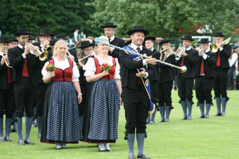 Bezirksmusikfest in Kleinzell - Bild 77