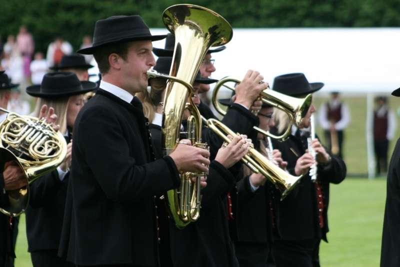 Bezirksmusikfest in Kleinzell - Bild 79