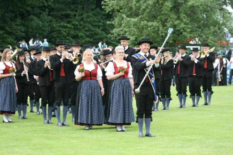 Bezirksmusikfest in Kleinzell - Bild 80
