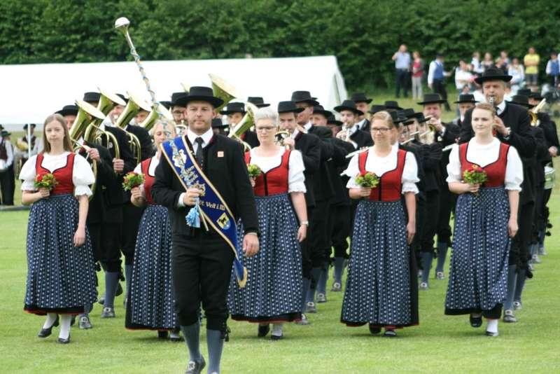 Bezirksmusikfest in Kleinzell - Bild 82