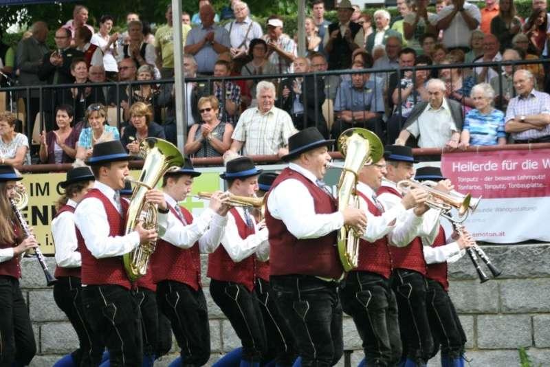 Bezirksmusikfest in Kleinzell - Bild 83