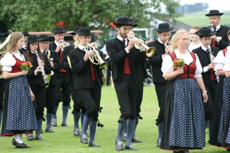 Bezirksmusikfest in Kleinzell - Bild 85