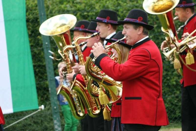 Bezirksmusikfest in Kleinzell - Bild 88
