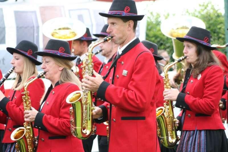Bezirksmusikfest in Kleinzell - Bild 93
