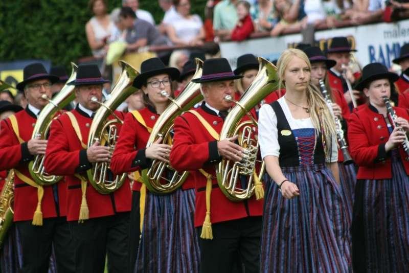 Bezirksmusikfest in Kleinzell - Bild 94