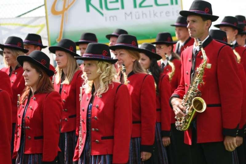 Bezirksmusikfest in Kleinzell - Bild 95
