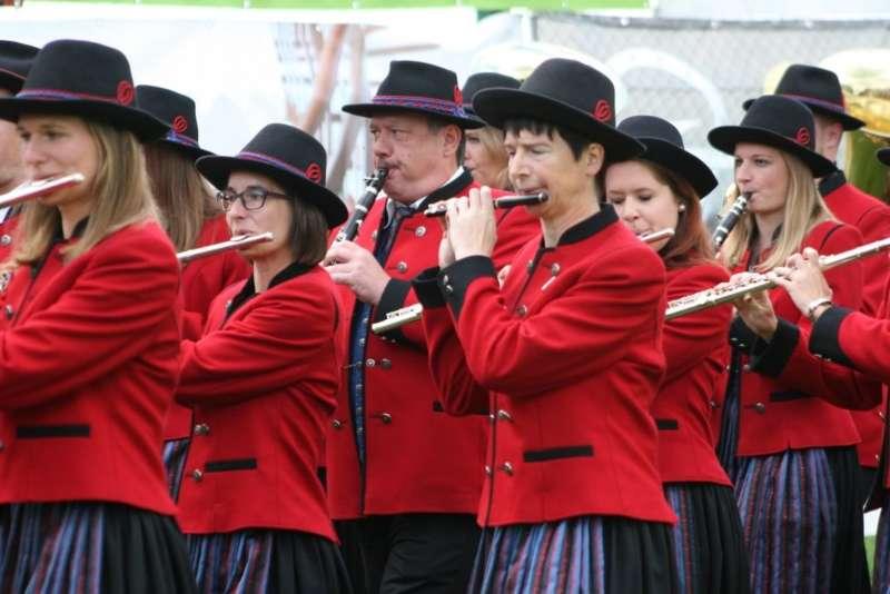 Bezirksmusikfest in Kleinzell - Bild 96